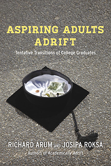 Academically Adrift book cover